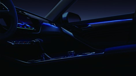 Ford Territory - Interior Ambient Lighting