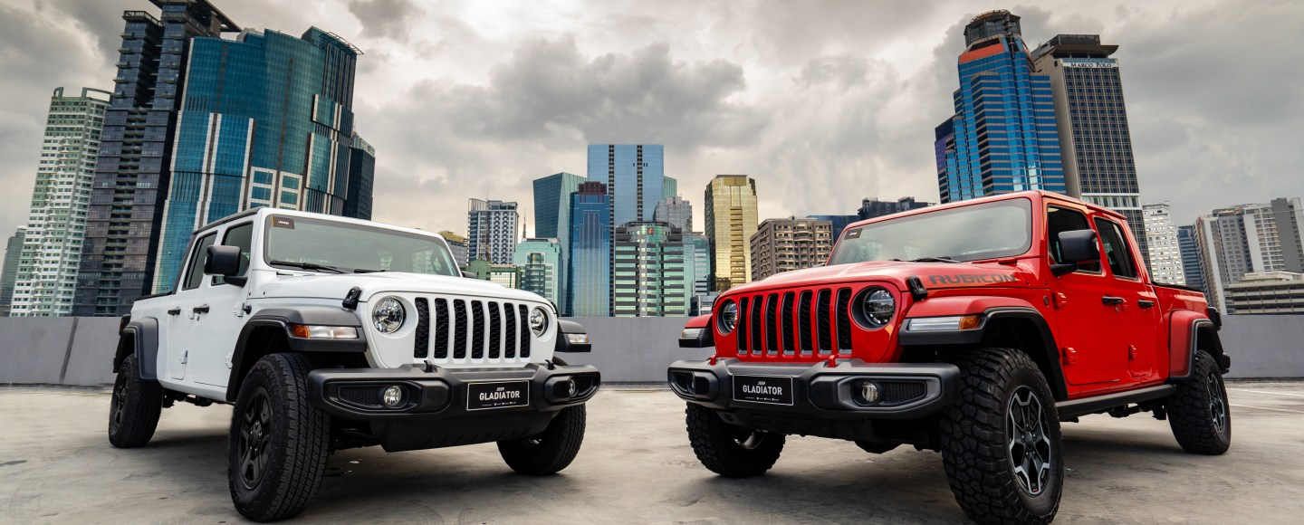 2020 Jeep Gladiator Pick-Up Goes On Sale In PH From P3.890M