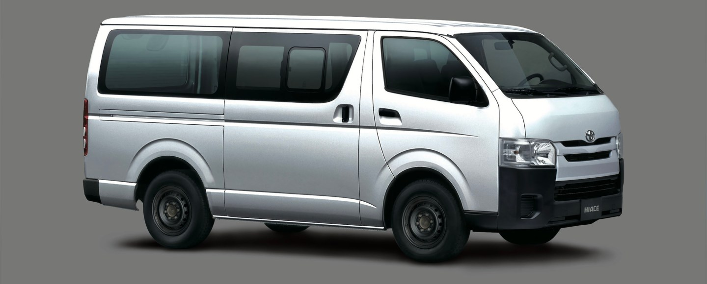 Toyota PH Introduces The Hiace Cargo Van For P1.152M