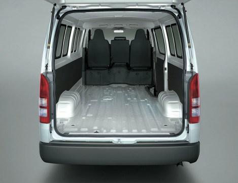 2020 Toyota Hiace Cargo Van
