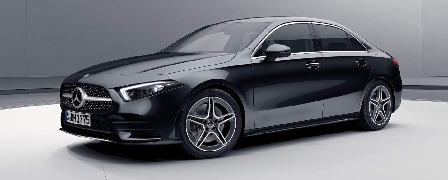 For P2.790M, Would You Get A Mercedes-Benz A180 AMG Line Sedan?