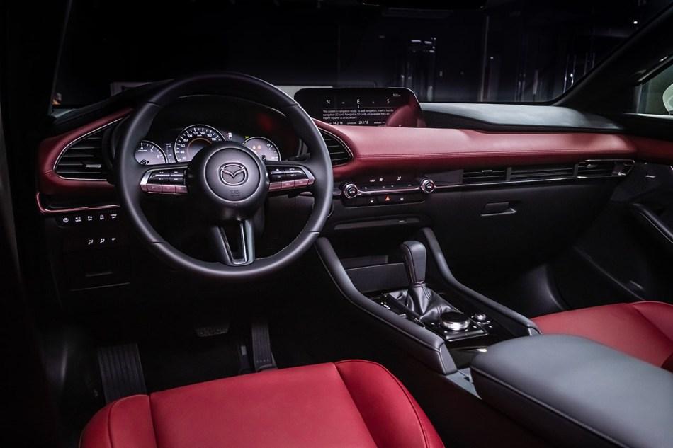 2020 Mazda 3 edition100 Interior