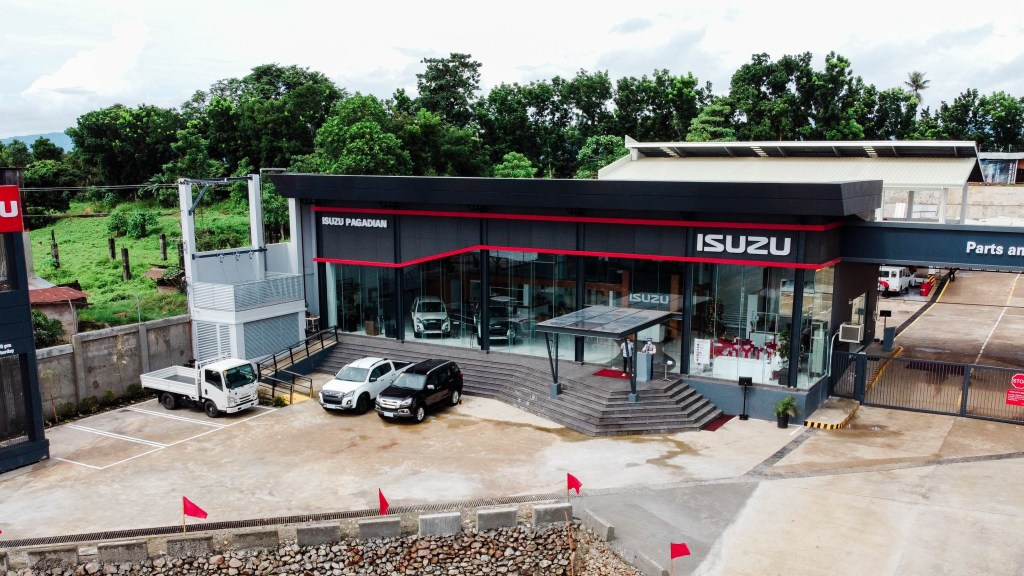 Isuzu PH's Continues Expansion With Pagadian City Dealer Opening