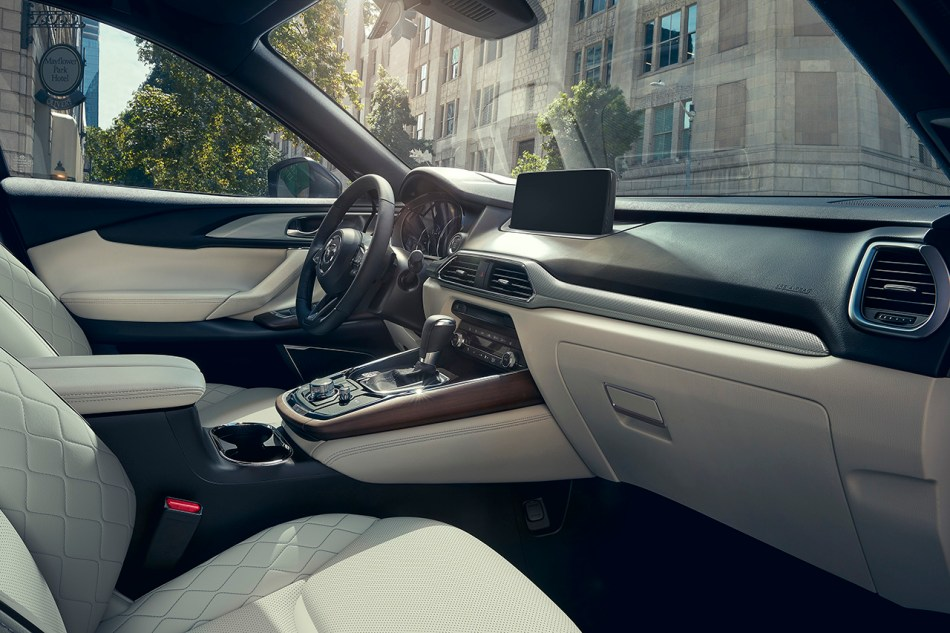 2021 Mazda CX-9 Signature Interior