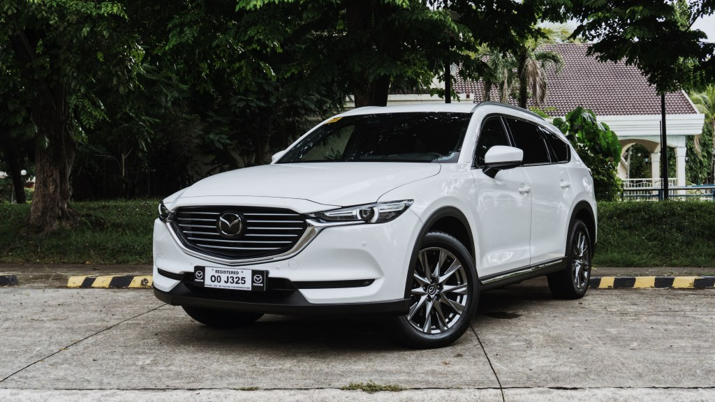 2020 Mazda CX-8 AWD Exclusive Review (With Video)