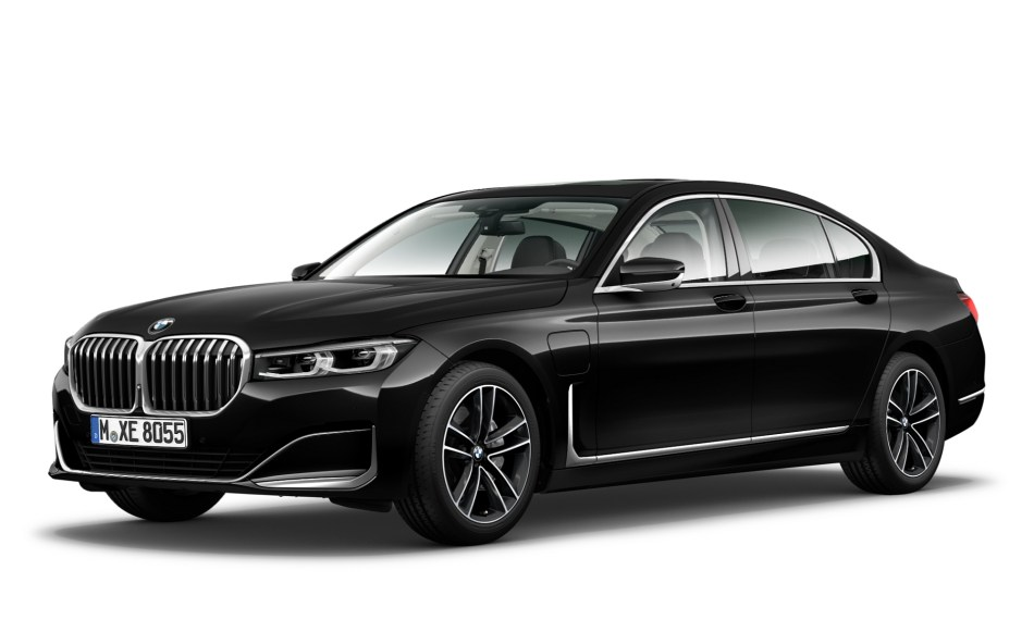 2021 BMW 745Le Pure Excellence Philippines