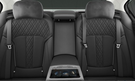 2021 BMW 745Le Pure Excellence Rear Seats Philippines
