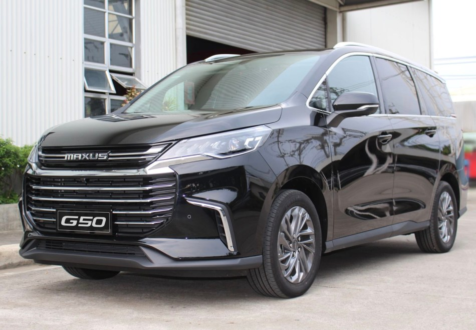 Here's Are (Some Of) The 2021 Maxus G50 MPV's Specs