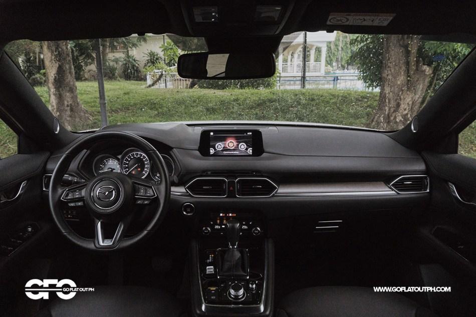 2020 Mazda CX-8 AWD Exclusive Interior