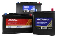 ACDelco Maintenance Free Battery