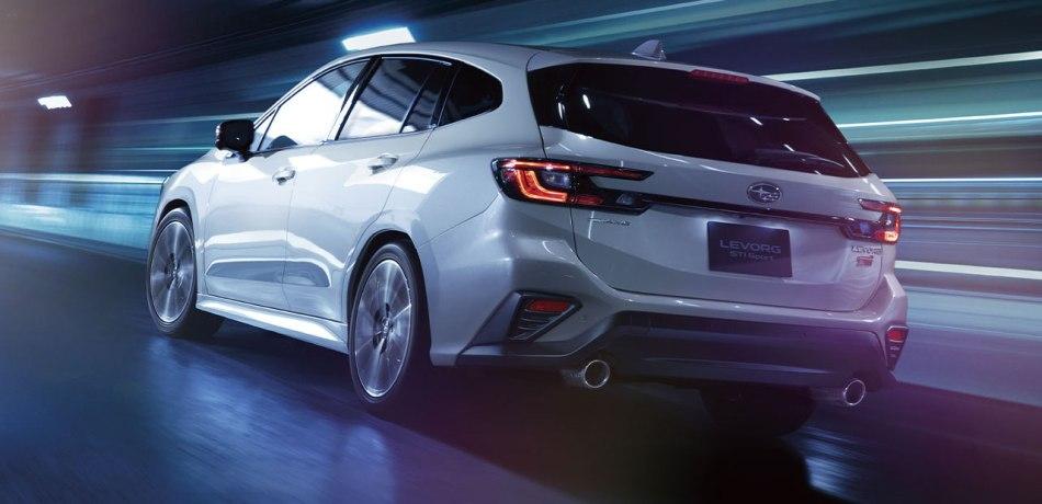 2021 Subaru Levorg STI Sport Exterior