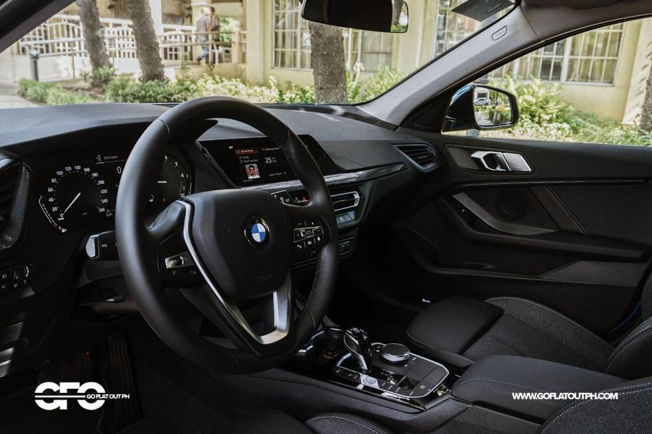 2020 BMW 118i Sport Interior Philippines