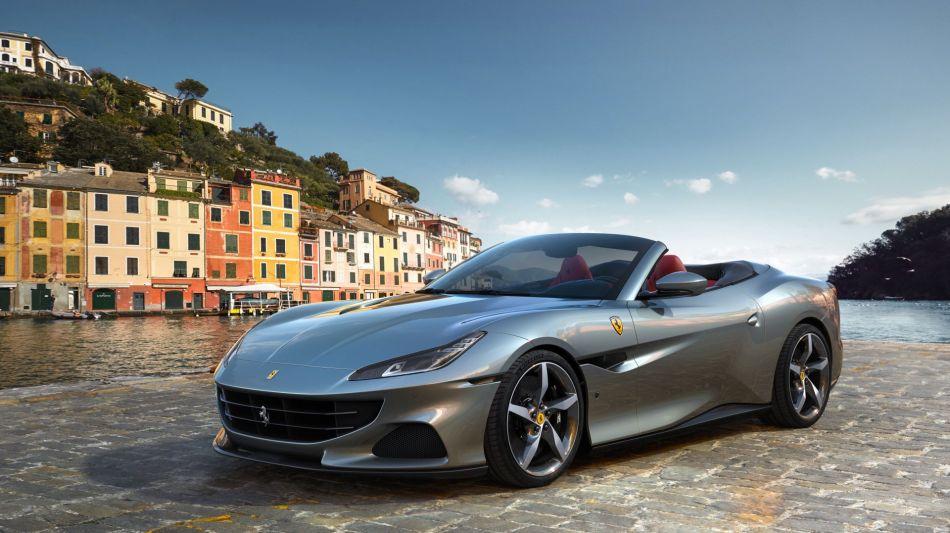 Ferrari Portofino M Exterior
