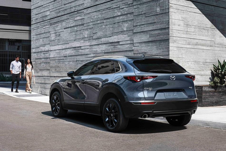2021 Mazda CX-30 2.5 Turbo Exterior