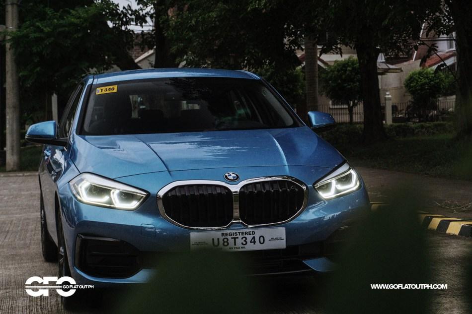 2020 BMW 118i Sport Exterior Philippines