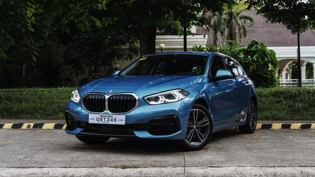 2020 BMW 118i Sport Review