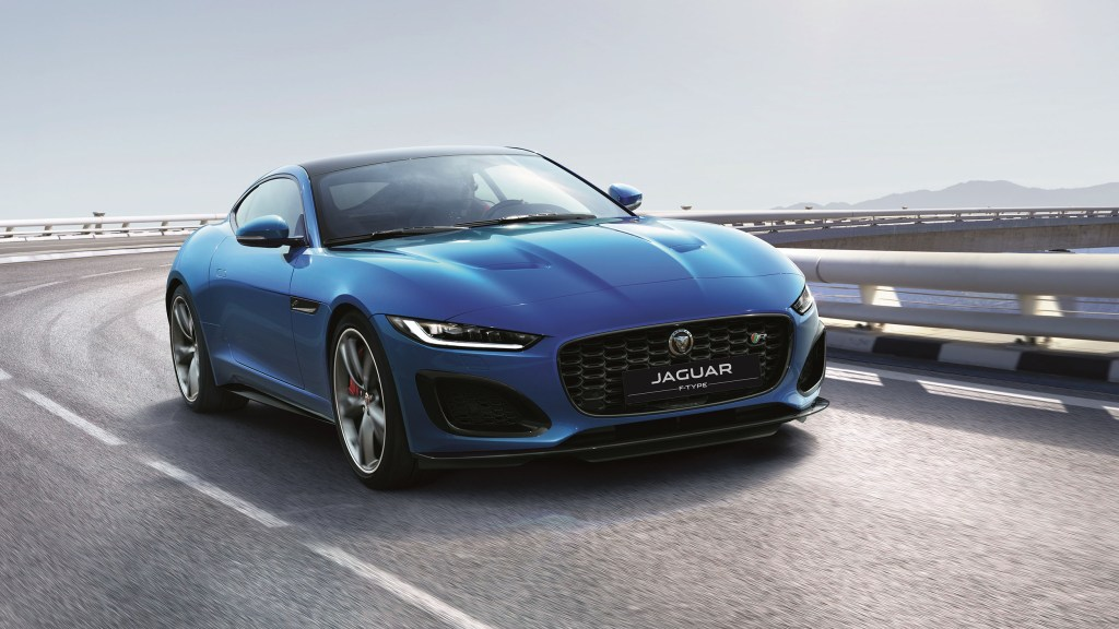 Facelifted 2021 Jaguar F-Type Now In PH From P6.190M