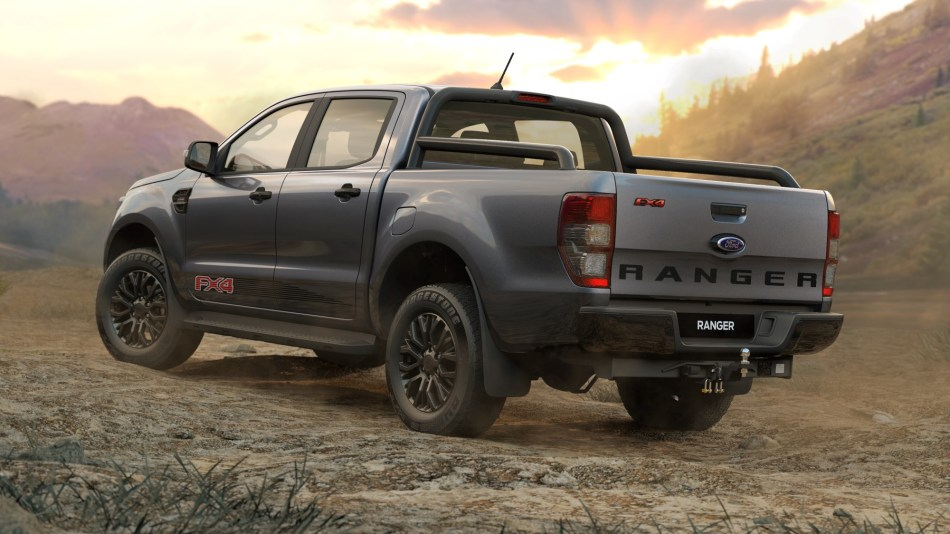 2021 Ford Ranger FX4 4x4 Philippines