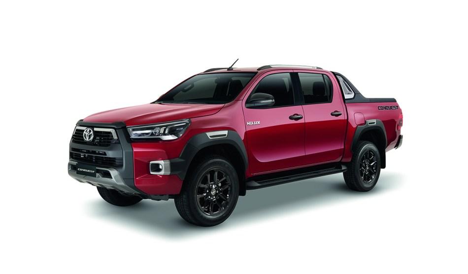 2021 Toyota Hilux 2.8 Conquest 4x4