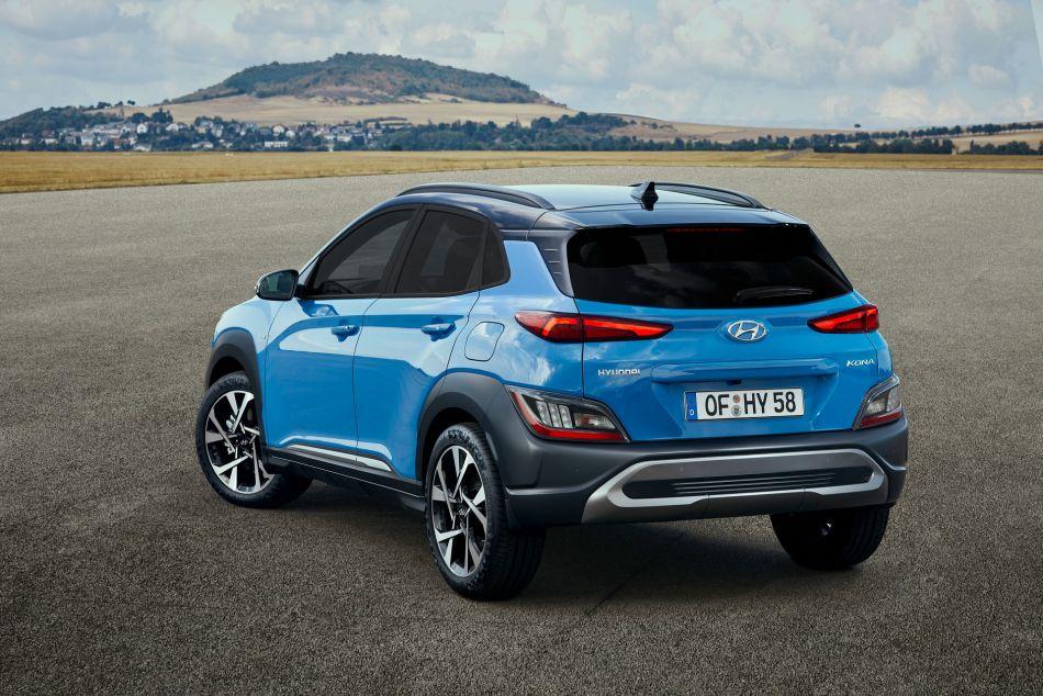 2021 Hyundai Kona Exterior
