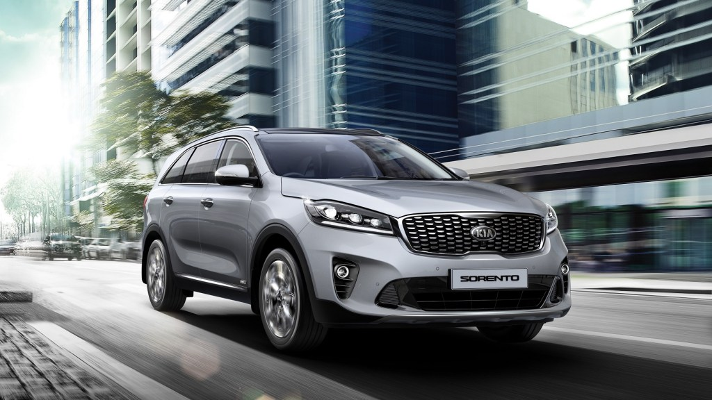 Discounts Of Up To P430K Are Available For The Kia Sorento This Month