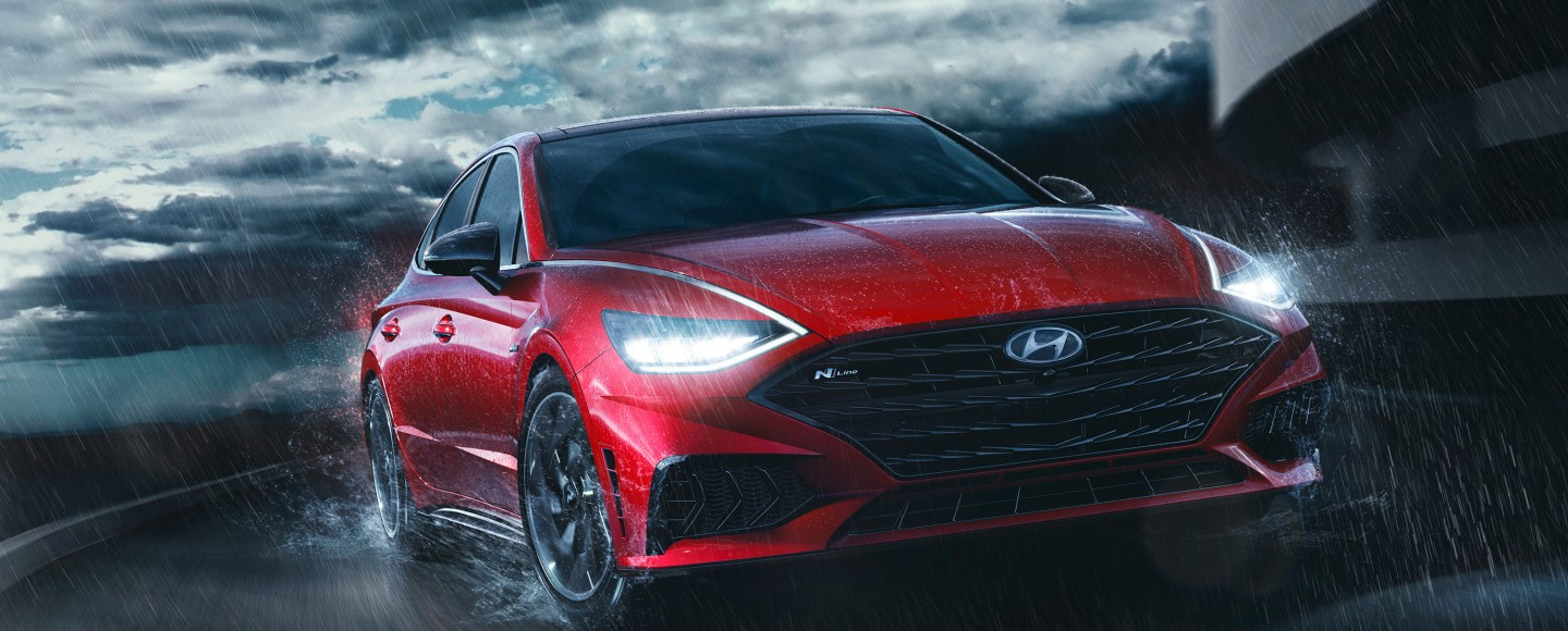 Take A Look At The Performance-Oriented 2021 Hyundai Sonata N Line