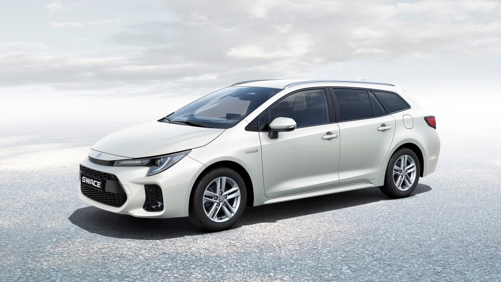 2021 Suzuki Swace Is A Rebadged Toyota Corolla Touring Sports