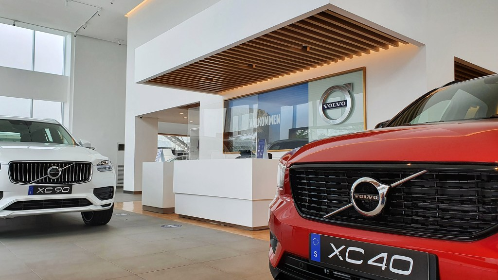 Volvo PH's New Makati Showroom Is Probably Nicer Than Your Living Room
