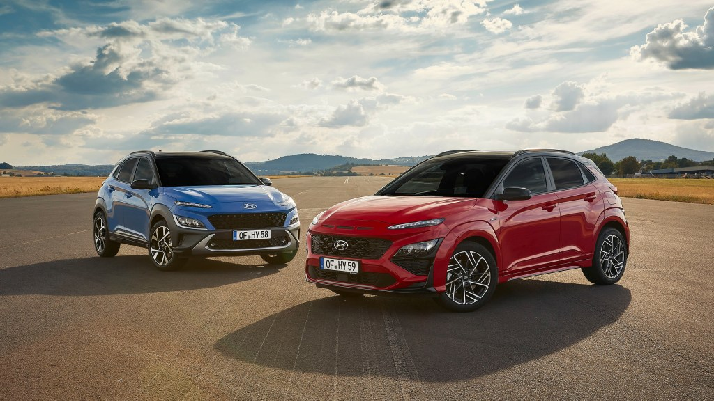 2021 Hyundai Kona Gets Facelifted, Debuts Sporty N Line Variant