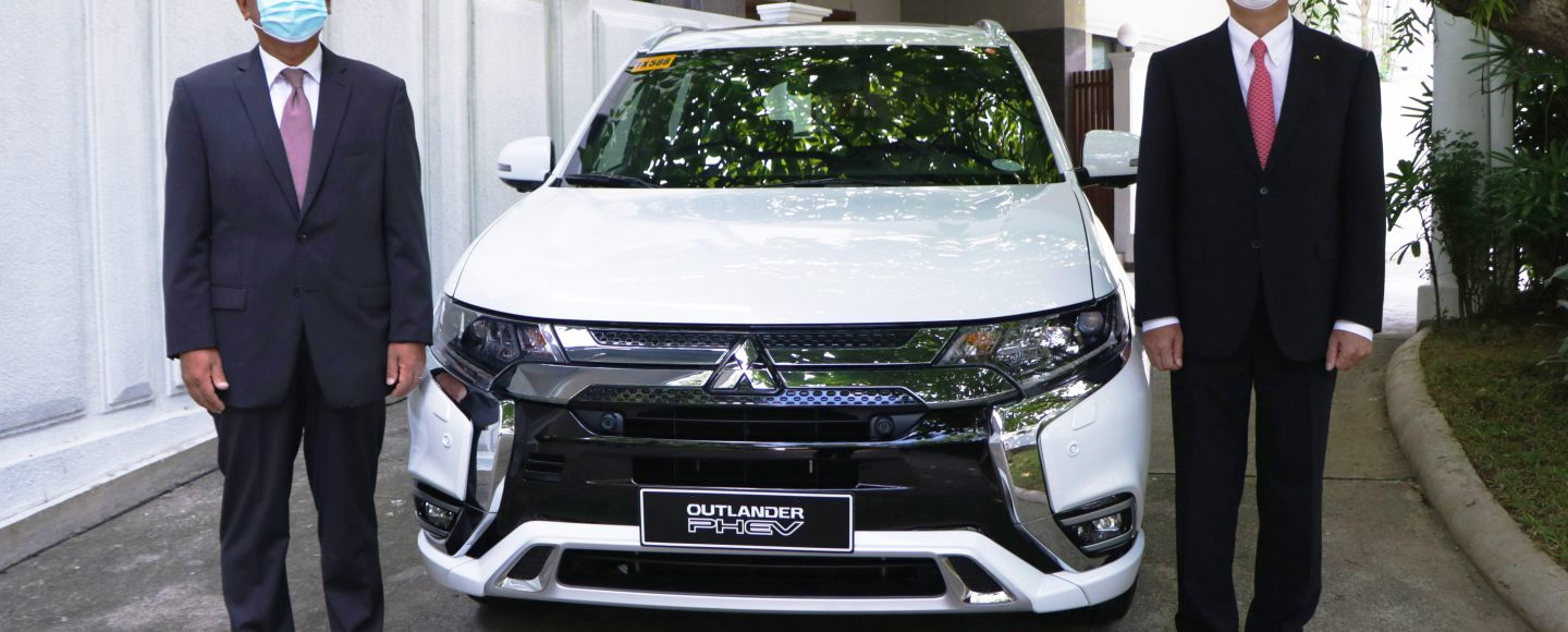 This Is PH's First Mitsubishi Outlander PHEV Customer
