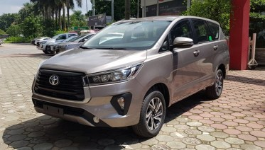 Here's The Facelifted 2021 Toyota Innova Before You're Supposed To See It