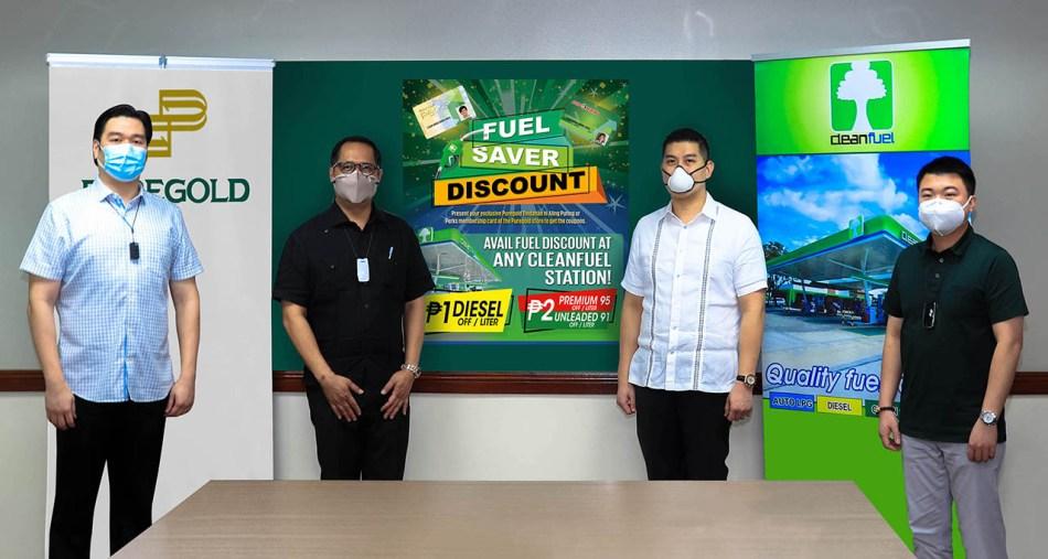 Fuel Saver Discount promo