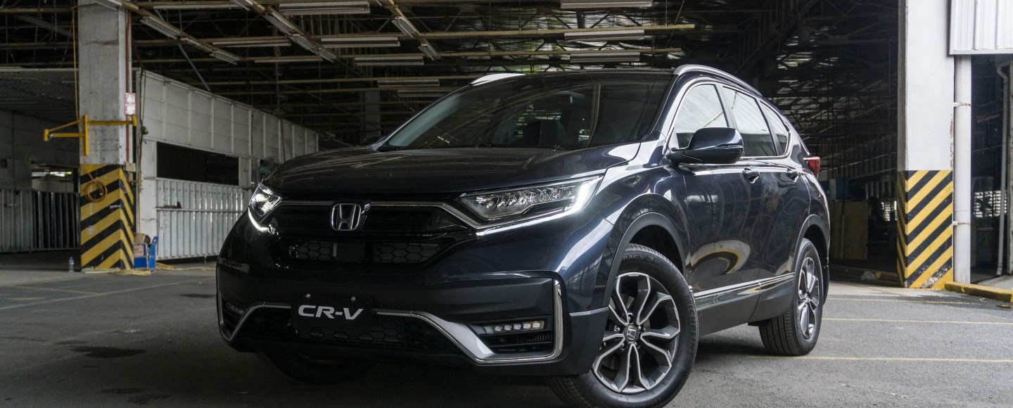 2021 Honda CR-V Now On Sale In PH From P1.678M (With Video)