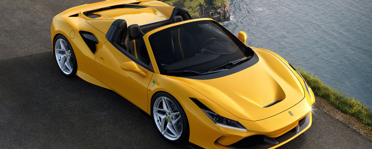 Ferrari PH Launches Two Supercars: The F8 Spider And 812 GTS
