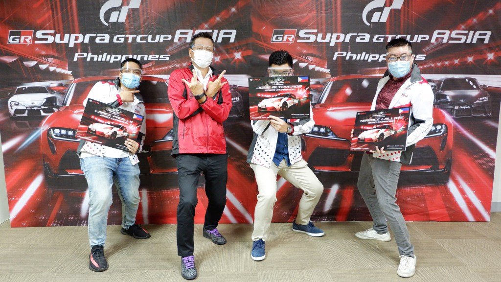 Meet The PH Team Competing At The Toyota GR Supra GT Cup Asia