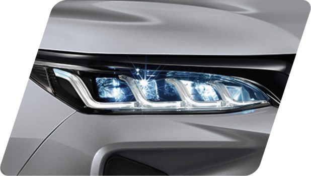 LTD Split Type LED Headlamps