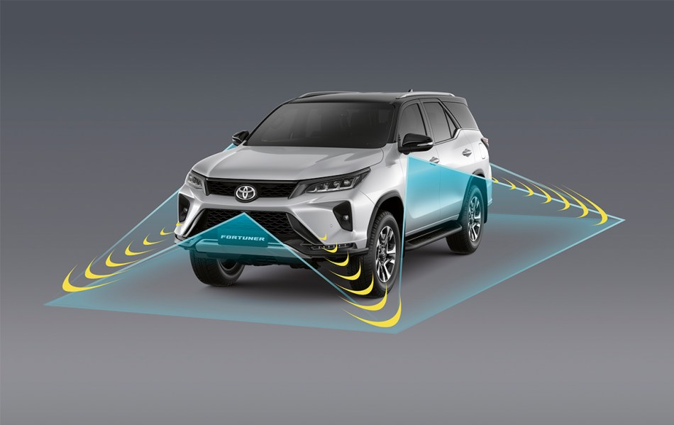 2021 Toyota Fortuner Philippines Toyota Safety Sense