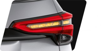 Sequential Turn Signal Lamp (Rear)
