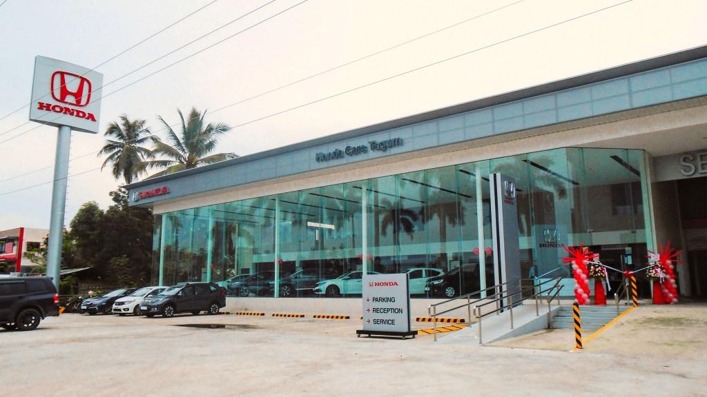 Honda Cars PH Opens Its 35th Dealership In Tagum City