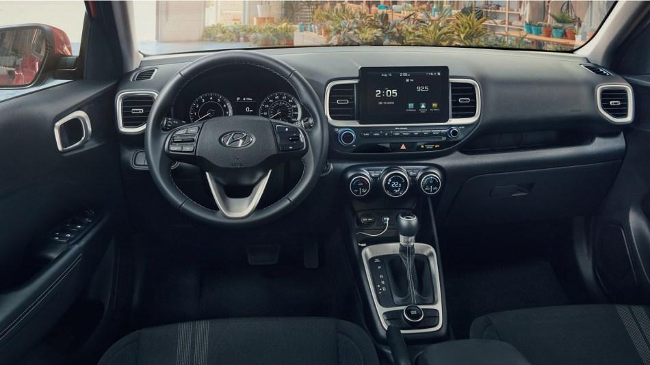 2021 Hyundai Venue GLS AT Philippines Interior