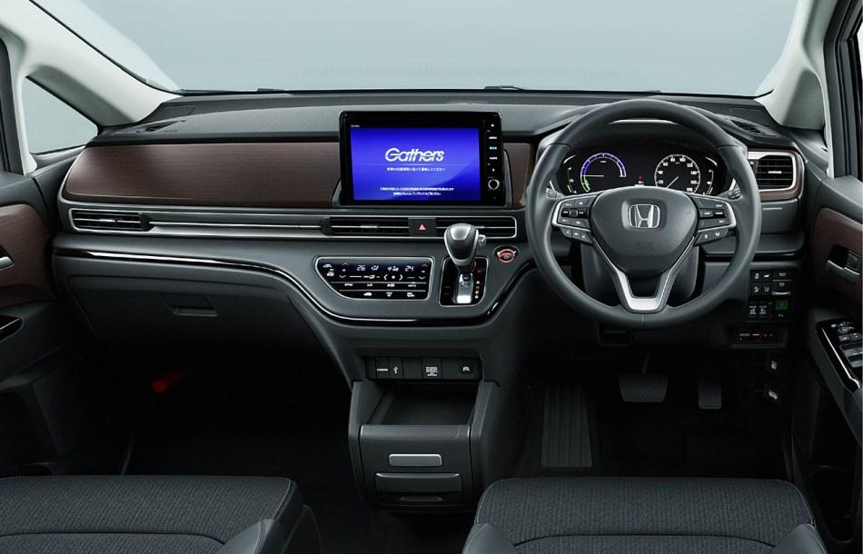 2021 Honda Odyssey Absolute Interior