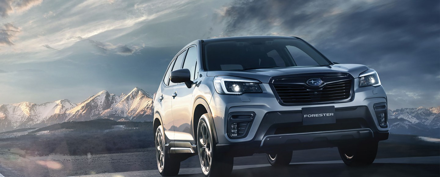 Subaru Brings Back The Turbo In The 2021 Forester Sport