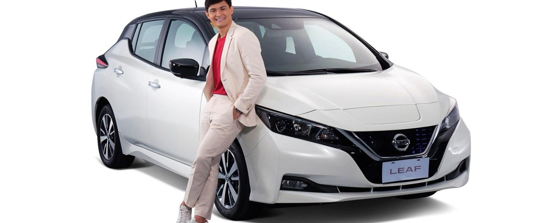Meet Matteo Guidicelli, Nissan PH's News Brand Ambassador