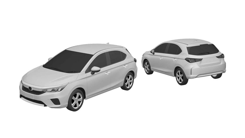2021 Honda City Hatchback Will Make Its World Debut On November 24