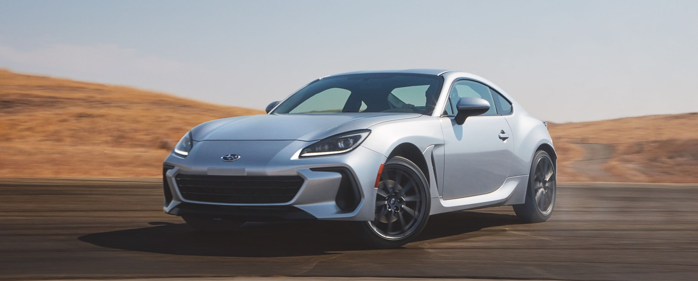 All-New 2022 Subaru BRZ Debuts With More Powerful 228 HP Boxer Engine
