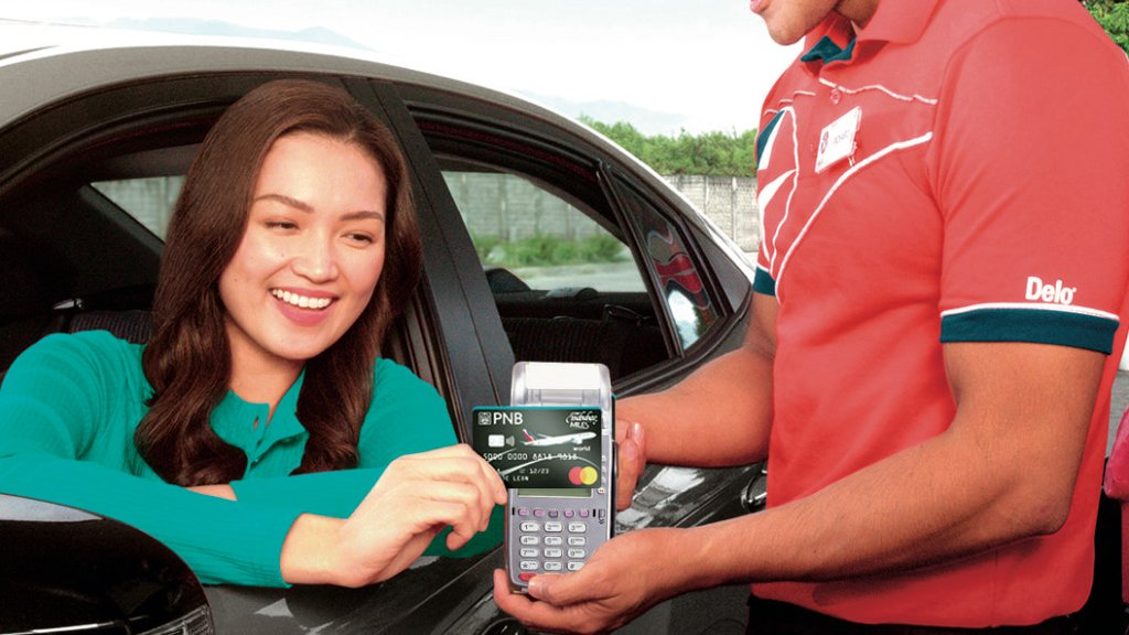 PNB Credit Card Holders To Get 3% Rebate When Filling Up At Caltex