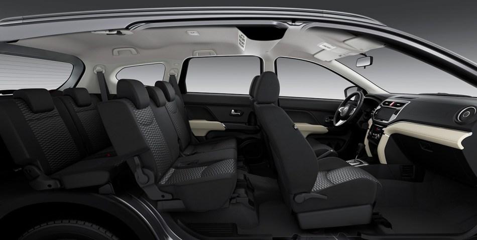 2021 Toyots Rush E seven seater