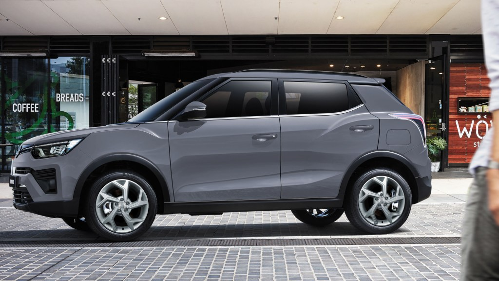 SsangYong PH Brings Back The Gasoline-Powered Tivoli For P970K