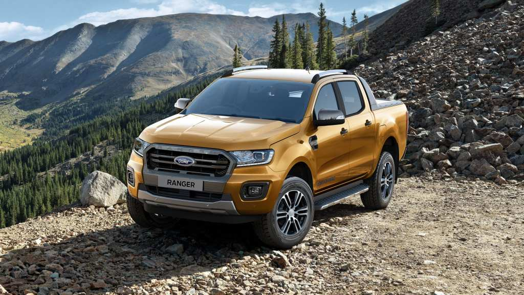 Get The Ford Ranger Wildtrak Bi-Turbo With A P90K Discount This Month