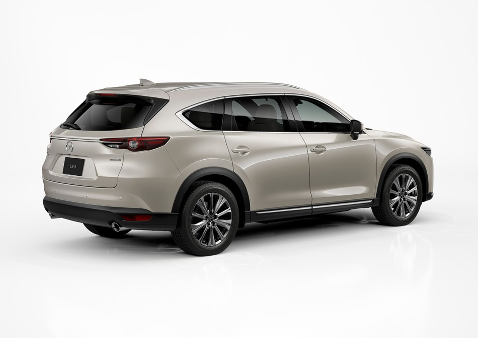 2021 Mazda CX-8 Exclusive Mode